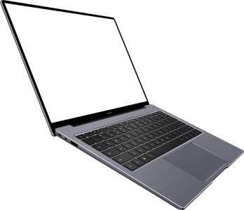 PC Portable 14Huawei MateBook - FullView 2K IPS tactile , i7, RAM 16 Go, SSD 512 Go + Sac à dos
