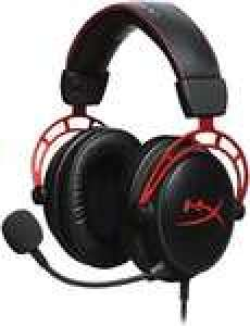 Micro-casque filaire HyperX Cloud Alpha (Occasion - Comme neuf)