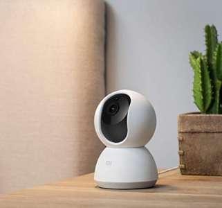 Caméra de Sécurité Xiaomi 360° - 1080P, Blanc