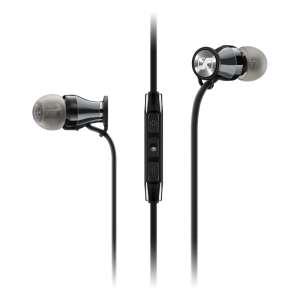 Sélection d'écouteurs Sennheiser en promotion - Ex : Écouteurs filaires Sennheiser Momentum In-Ear (Android ou iOS)