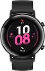 Montre connectée Huawei Watch GT 2 - 42 mm, bracelet Sport, noir