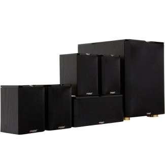 Pack enceinte Home CinémaAdvance AcousticMAV 502 - noir
