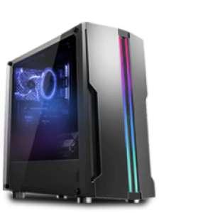 Tour PC Agua 3666R5 - AMD Ryzen 5 3600, 16 Go RAM, 500 Go SSD, GTX1660 Super 6 Go, Alim. 500W, Windows 10 (agando-shop.de)
