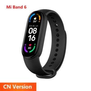 [Nouveaux clients] Bracelet connecté Xiaomi Mi Band 6 (Version Chinoise)
