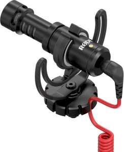 Microphone pour caméra Rode VideoMicro (Reconditionné - Comme Neuf)