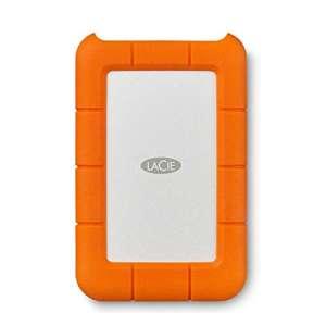 Disque dur externe LaCie Rugged Mini, 1 To, USB 3.0 Portable 2.5