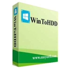 Logiciel WinToHDD Professional v5.2 Licence à vie sur PC (Dématérialisé)