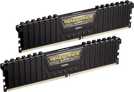 Kit de Mémoire RAM Corsair (CMK16GX4M2B3000C15) - 16 Go (2 x 8 Go), DDR4, 3000MHz, CL15, XMP 2.0 (Frais importation inclus)