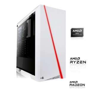 PC Gamer - Ryzen 3 4300GE, MSI A520M-A Pro, 120 Go SSD, 8 Go de RAM, AMD Radeon