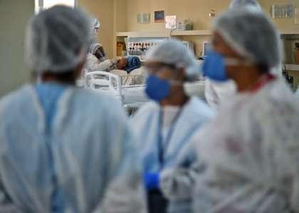Le coronavirus pourrait entraîner des érections douloureuses et interminables @CNEWS
