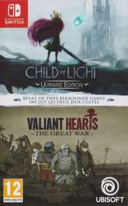 Child of Light: Ultimate Edition / Valiant Hearts: The Great War Double Pack