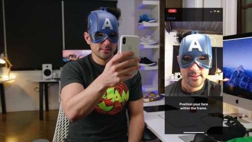 iOS 15 améliore la sécurité de Face ID pour l'usurpation d'identité