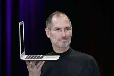 En 2007, Steve Jobs pensait à une tablette-Mac et à un MacBook Air 15 pouces