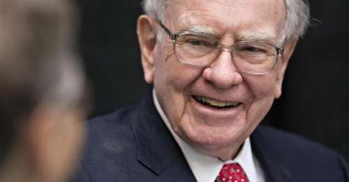 Warren Buffet estime que Tim Cook est un «patron fantastique»
