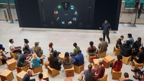 Les sessions Today at Apple de retour dans les Apple Store en Europe