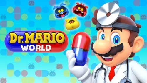 Nintendo va retirer Dr Mario World de l'App Store