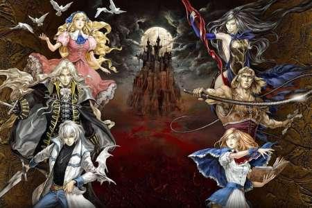 Castlevania Grimoire of Souls va débarquer sur Apple Arcade