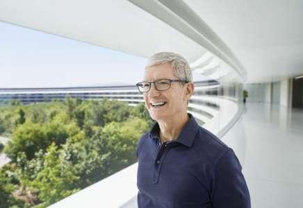 Tim Cook parle de la régulation, de l'App Store, du Covid-19 et plus à l'assemblée des actionnaires d'Apple