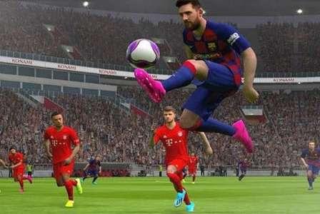 Sur iOS, eFootball 2022 arrivera sous la forme d'une mise à jour de l'actuel eFootball PES 2021 (trailer)