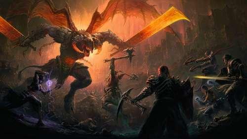Diablo Immortal confirmé pour 2021 sur iOS et Android