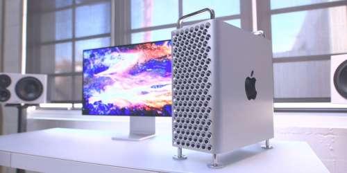 Un nouveau Mac Pro Intel se cache dans Xcode 13 bêta