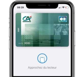 Apple Pay : le Crédit Agricole promet les paiements en ligne et à l'étranger pour le mois de juin (au mieux)