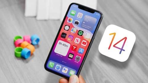 iOS 14.7.1 est disponible au téléchargement