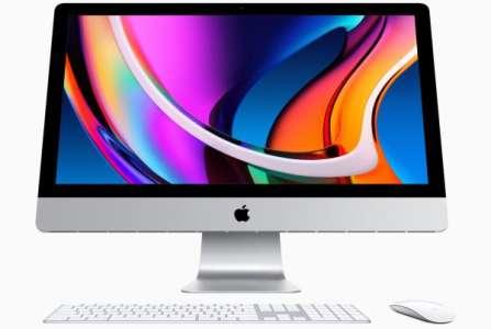 Apple aurait arrêté la production d'iMac 4K avec 512 Go ou 1 To en SSD