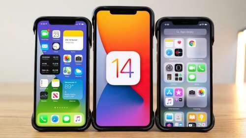 Apple ne signe plus iOS 14.4.2 : restauration et mise à jour bloquées