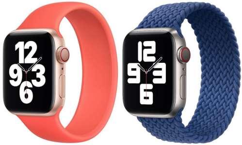 Apple propose watchOS 7.6.1 pour l'Apple Watch