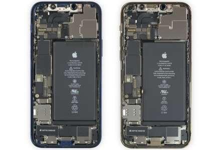 Les iPhone 13 auraient de plus grosses batteries que les iPhone 12
