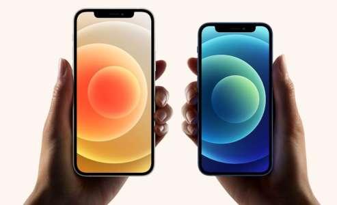 L'iPhone 13 débuterait à 128 Go de stockage, le Pro monterait à 1 To