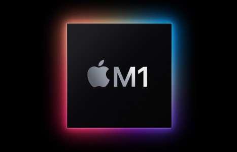 Les puces Apple Silicon impactent la part de marché d'Intel