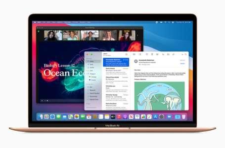 Apple proposerait un MacBook Air avec un écran Mini-LED à la mi-2022