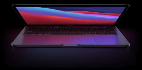 Apple mentionne le MacBook Pro M1X dans les tags de la WWDC 2021