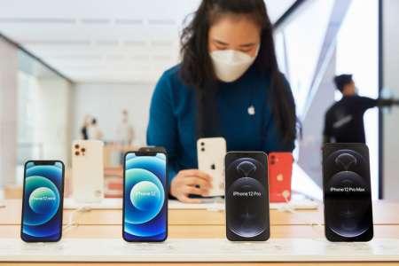 TSMC lance la production de la puce A15 des iPhone 13