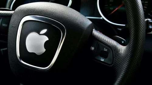 Apple cherche un ingénieur d'essais radar pour sa voiture
