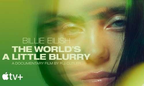 Billie Eilish : un évènement Apple Music avant la sortie du documentaire sur Apple TV+