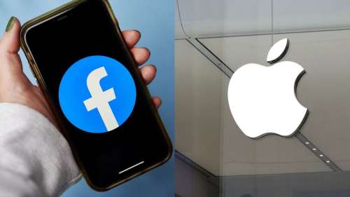 Apple a menacé Facebook de retirer ses apps après du trafic d'êtres humains