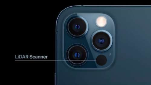 iPhone 13 : le LiDAR sur tous les modèles et jusqu'à  1 To de capacité de stockage