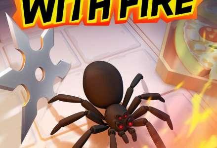 Kill it With Fire : tuez l'araignée au lance-flammes ! (sortie App Store)