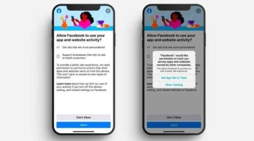 D'anciens employés de Facebook expliquent pourquoi le réseau social s'oppose à l'anti-tracking d'iOS