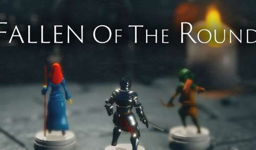 Fallen of the Round : le tactical-roguelike qui remet les figurines à l'ordre du jour (trailer + préco)