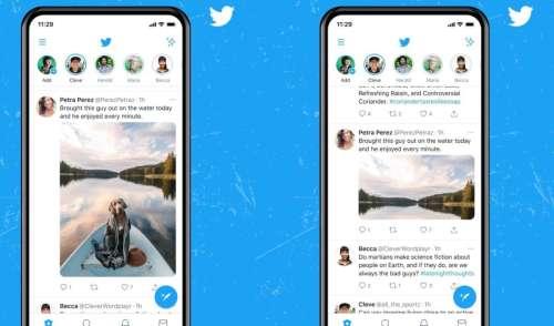 Twitter teste l'aperçu des images en taille réelle sur iOS et Android
