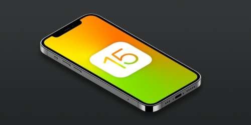 iOS 15 : du nouveau pour l'écran de verrouillage, les notifications, l'iPad et plus