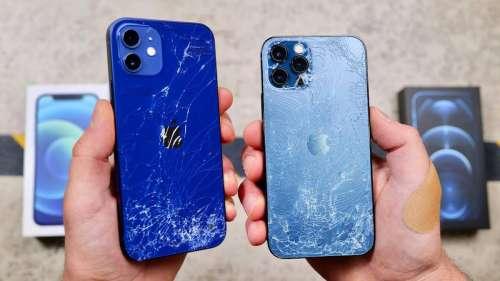 Apple répare aussi les iPhone 12 Pro/Max au lieu de les remplacer