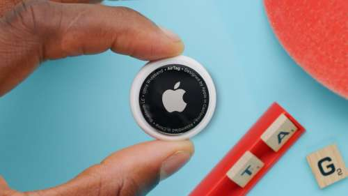 Apple propose une mise à jour pour les AirTags