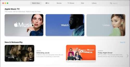 La chaîne Apple Music TV débarque au Canada et au Royaume-Uni