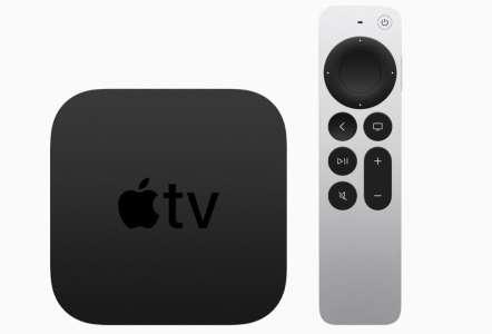 La nouvelle télécommande de l'Apple TV est incompatible avec certains jeux