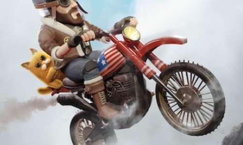 Bike Baron 2 : le motard volant de retour dans une seconde mouture encore plus déjantée (trailer)